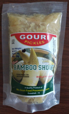 Bamboo Shoot - Homemade Natural (300g)(#1314)-gallery-0
