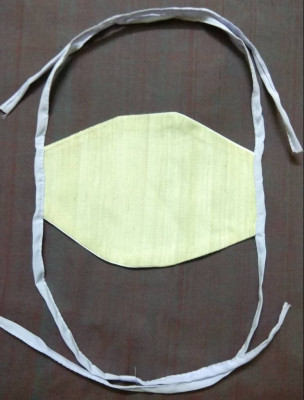 Handmade Cotton Mask (Pack of 5)(#1335)-gallery-0