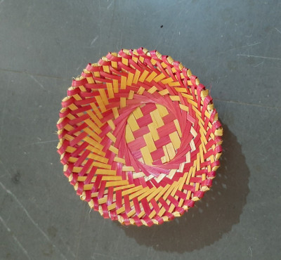 7 inch bamboo basket moulding(#1376)-gallery-0