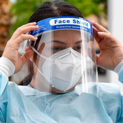 Face Shield 170 micron(#1388)-gallery-0