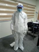 90 GSM Laminated PPE kit(#1397) - getkraft.com