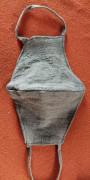 Double Layered Handloom Designer Masks by Khamir p4(#1415) - getkraft.com