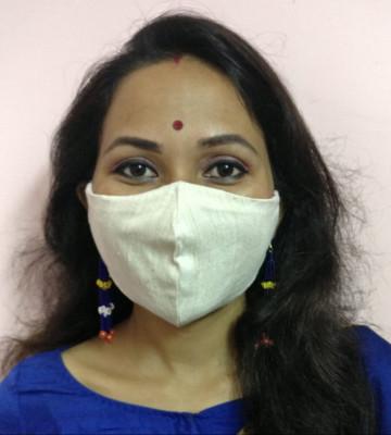 Eri Silk Organic Face Mask(#1434)-gallery-0