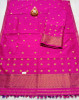 Assamese Staple Cotton Mekhela Chador P11(#1442) - getkraft.com