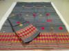 Assamese Nooni Cotton Mekhela Chador P19(#1449) - getkraft.com