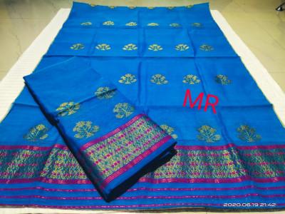 Assamese Nooni Cotton Mekhela Chador P29(#1460)-gallery-0