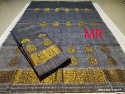 Assamese Nooni Cotton Mekhela Chador P31(#1463)-gallery-0