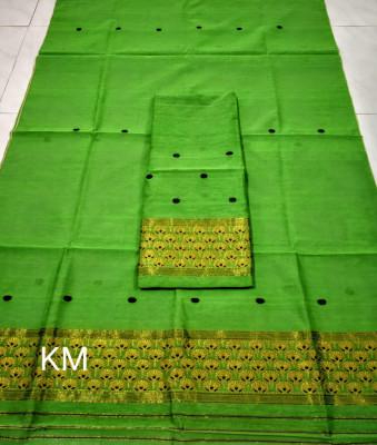 Assamese AC Cotton Mekhela Chador P40(#1471)-gallery-0