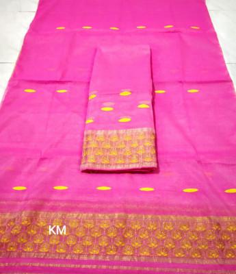 Assamese AC Cotton Mekhela Chador P44(#1475)-gallery-0
