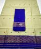 Assamese Staple Cotton Mekhela Chador P54(#1484) - getkraft.com
