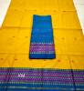 Assamese Staple Cotton Mekhela Chador P55(#1486) - getkraft.com