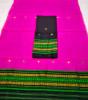 Assamese Staple Cotton Mekhela Chador P56(#1487) - getkraft.com