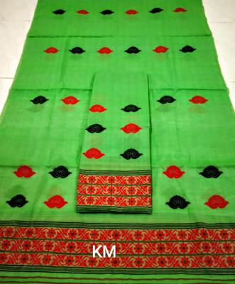 Assamese AC Cotton Mekhela Chador P63(#1492)-gallery-0