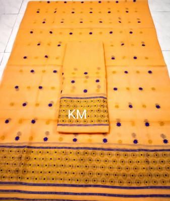 Assamese AC Cotton Mekhela Chador P79(#1507)-gallery-0