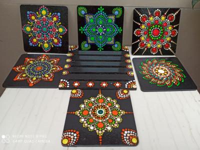 Coaster Set(#1513)-gallery-0
