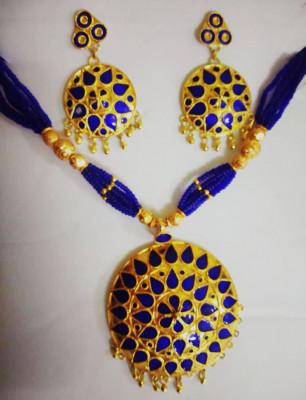 Assamese Traditional Japi Jewellery for Women(#1525)-gallery-0