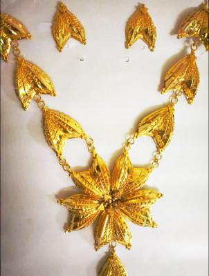 Assamese Traditional Thoka Sun Jewellery For Women(#1532)-gallery-0