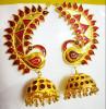 Assamese Traditional Loka paro earrings For Women(#1535) - getkraft.com