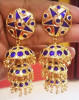 Axomia Traditional Nila Japi Earrings(#1541) - getkraft.com