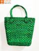 Natural Straw Colored Handbag BG025(#158) - getkraft.com