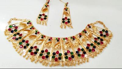 Designer Dhanhar Set for Women(#1581)-gallery-0