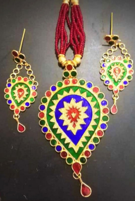 Gorgeous Doogdoogi Jewellery Set For Women(#1585)-gallery-0
