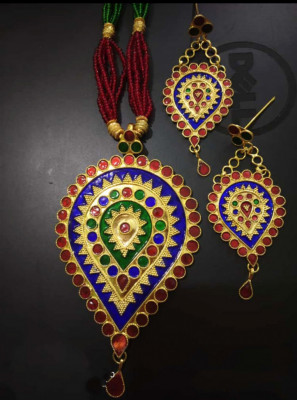 Exquisite Doogdoogi Jewellery For Women(#1586)-gallery-0