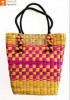 Natural Straw Handbag BG028(#159) - getkraft.com