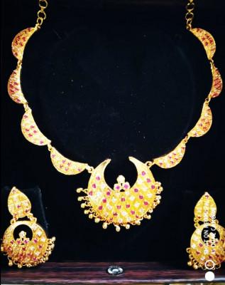 Kerumoni Jewellery Set for Women(#1592)-gallery-0