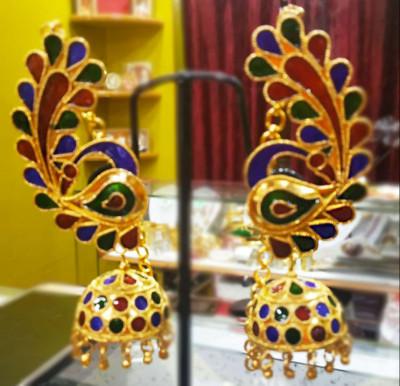 Lokaparo Earrings for Women(#1596)-gallery-0
