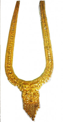 Kesa Xun(Raw And Pure Gold) Necklace Jewellery for Women(#1601)-gallery-0