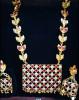 Mass Jewellery Studded with precious stones for Women(#1606) - getkraft.com