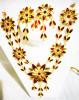 Thuka Phool Haar Set Assamese Traditional Designer Jewellery(#1609) - getkraft.com