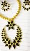 Xewali Phool Haar Set Assamese Traditional Designer Jewellery(#1610) - getkraft.com