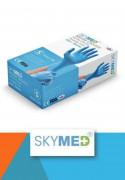 Skymed Nitrile Gloves Powder Free Non Sterile(#1645) - getkraft.com
