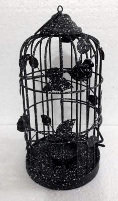 Floral Vine Design Bird Cage for Home Decor or Gardens(#1688)-gallery-0