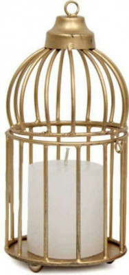 Elegant Tealight Candle Holder Bird cage(#1692)-gallery-0