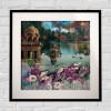 Beautiful Rajasthani Framed Art Print(#1715) - getkraft.com