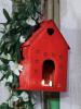 Decorative House shaped Candle Diya Holder Diwali Gift(#1734) - getkraft.com