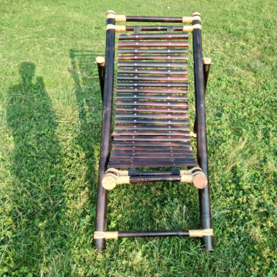Bamboo Relaxing Chair(#1860)-gallery-0