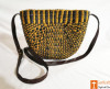 Natural Straw Colored Handbag BG060(#187) - getkraft.com