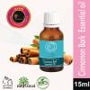 Avnii Organics Pure Cinnamon Bark Essential Oil for Hair Skin Care and Acne15ml(#1915) - getkraft.com