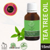 Avnii Organics Natural Therapeutic Grade Tea Tree Essential Oil for Skin Acne Hair -15 ml(#1919) - getkraft.com