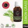 Avnii Organics Lemon Grass Pure and Natural Essential Oil for Reduces Acne and Blemish(15 ml)(#1921) - Getkraft.com