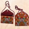 Avnii Organics Rajasthani Gujrati Jaipuri Embroidery Mirror work slings bags for women girls(#1925)-thumb-2