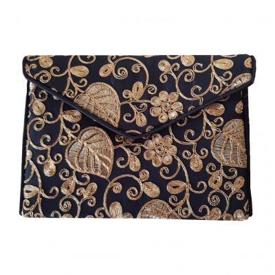 Avnii Organics Rajasthani Gujrati Jaipuri Embroidery Mirror work slings bags for women girls(#1927)-gallery-0
