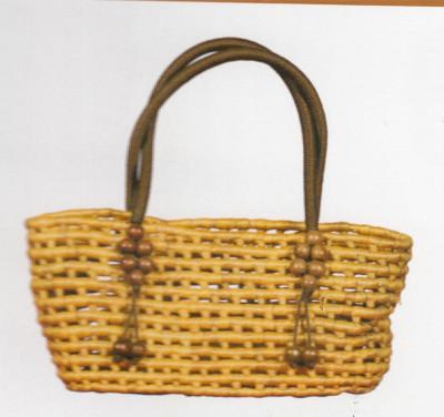 Natural Straw Handbag BK001(#193)-gallery-0