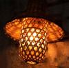 Bamboo jali light(#1936) - getkraft.com