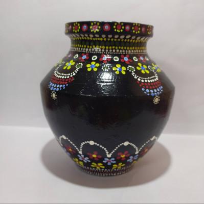 Designer Mandla Terracotta Pot(#1939)-gallery-0