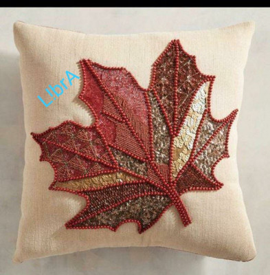 beaded cushion covers(#2046)-gallery-0